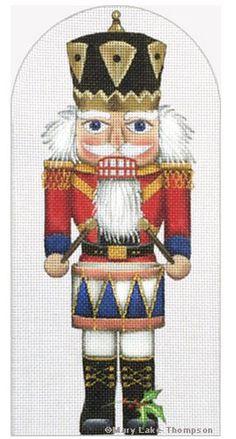 Cross Stitch Christmas Ornaments, Christmas Embroidery, Christmas Cross, Cross Stitch Charts, Cross Stitch Designs, Cross Stitch Patterns, Loom Patterns, Nutcracker Ornaments, Nutcracker Christmas