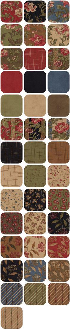Crossroads by Jan Patek for Moda @ www.plumgoodquilting.com/shop