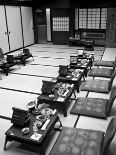 Dining Etiquette in Japan - Keep these tips handy for the next time you visit a Japanese home and you'll surely keep your hosts happy