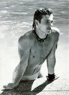 Morten Harket - Very first crush I ever had... closely followed by very first delusion of someday marrying the man... lol...