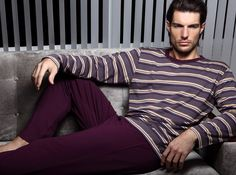 Marc Ban represented by Base Model Agency