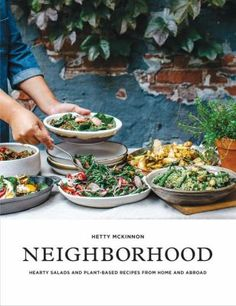 Neighborhood: Hearty Salads and Plant-Based Recipes from Home and Abroad by Hetty McKinnon is a must-have collection of show-stopping yet simple. Healthy Cooking, Cooking Recipes, Easy Cooking, Cooking Light, Healthy Meals, Healthy Food, Cooking Ideas, Cinnamon Health Benefits, Spiced Cauliflower