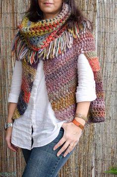 Irish crochet &: Стильная осень