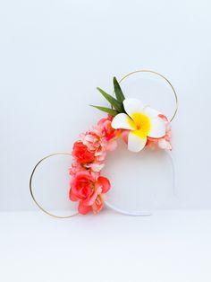 Moana+Flower+Crown