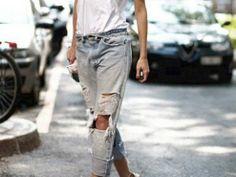 Jeans rotos http://lifestylekiki.wordpress.com/2014/02/04/los-jeans-rotos/