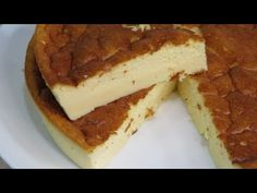 Tarta de queso con leche condensada - YouTube Tiramisu, Ethnic Recipes, Youtube, Food, Cheesecake, Sweet Recipes, Pies, Condensed Milk, Ethnic Food