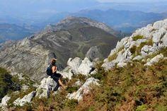 Breathtaking views high up in Picos de Europa