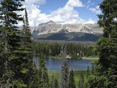 Camping in the Uinta, Mountains, Utah, we also loved to go on Golf weekends with the campers and friends... Loved those adventures, and the beauty.
