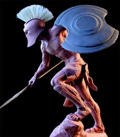 """The Myrmidons or Myrmidones were a legendary people of Greek history. They were very brave and skilled warriors commanded by Achilles, as described in Homer's Iliad. Their eponymous ancestor was Myrmidon, a king of Thessalian Phthia, who was the son of Zeus and """"wide-ruling"""" Eurymedousa, a princess of Phthia."""