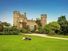 Castelo de Malahide, Irlanda  Foto: VisitDublin