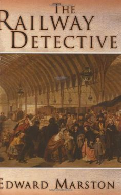 The Railway Detective (A & B Crime) by Edward Marston http://www.amazon.co.uk/dp/0749006331/ref=cm_sw_r_pi_dp_fnU8ub16GTBTR