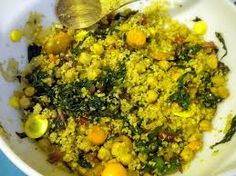 Wholesome Quinoa Mid-Eastern Pilaf
