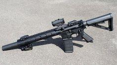 Daniel Defense 300 BLK Integral Suppressor Not a SBR