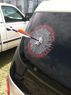 WANT!  EastonArchery TrainingCenters  Get an Easton Newberry Sports Complex window decal today!