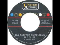 Jay & The Americans - She Cried - YouTube
