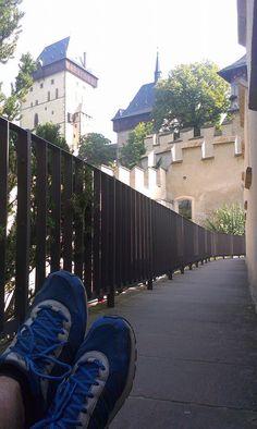 Hrad Karlštejn | Karlštejn Castle ve městě Karlštejn, Středočeský