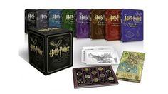 [Angebot] Ultimate Collectors Edition Harry Potter  inkl. Steelbooks und Sammlerstücke [Blu-ray] [Limited Edition] für 9997