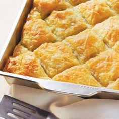 Chicken pie with onions (Kotopita me kremmydia) - iCookGreek Greek Pita, Eat Greek, Greek Pastries, The Kitchen Food Network, Middle East Food, Snack Recipes, Cooking Recipes, Snacks, Savoury Baking