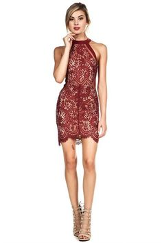 Combined Laced Bodycon Dress (more colors) #bodycondresshomecoming