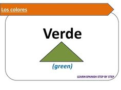 Spanish lesson 3 - Colors in Spanish - Los colores - YouTube