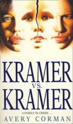 Kramer led to a sea change in divorce and family relations in the United States and internationally. Description from fantasticfiction.co.uk. I searched for this on bing.com/images