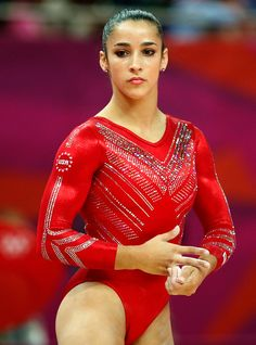 Aly Raisman--London 2012 Team Finals