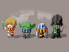 Love the shirts from Tee Turtle because they feature unique hybrid art like this Star Wars/ Harry Potter tee. Plus they're super cute! Prices range from $12-$20.