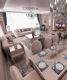 45 living room decor on a budget 4 Balkon – home accessories Living Room Decor On A Budget, Glam Living Room, Elegant Living Room, Home Decor Furniture, Living Room Furniture, Furniture Design, Dining Room Design, Luxury Living, Home Decor Inspiration