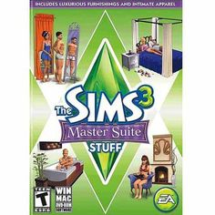 Electronic Arts Sims 3: Master Suite Expansion Pack (Digital Code) - Walmart.com