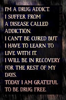 Many people struggling with drug addiction think that recovery is nearly impossible for them. They've heard the horror stories of painful withdrawal symptoms, they can't imagine life without drugs, and they can't fathom actually being able to get. Sober Quotes, Sobriety Quotes, Abuse Quotes, Qoutes, Positive Quotes, Drug Quotes, Sobriety Gifts, Life Quotes, Kinky Quotes