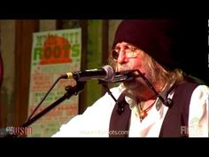 Texas songwriter poet Ray Wylie Hubbard