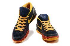 kyrie irving 1 pe yellow black orangenike kyrie 1 shoes - 800×534