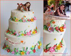 Cake for Bat Mizva עוגת בת מצווה, פיסול ידני לפי תמונה   להזמנות: 054-4534706 www.annushka.co.il