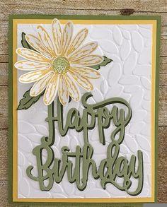 Daisy Delight Happy Birthday