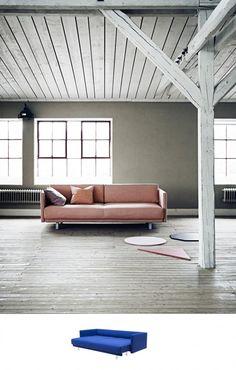 Canapé lit Mondo – Softline