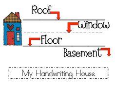 handwriting house.pdf
