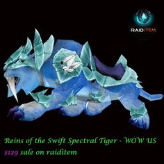 Reins of the Swift Spectral Tiger | Reins of the Swift Spectral