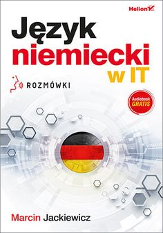 Okładka książki Język niemiecki w IT. Rozmówki It