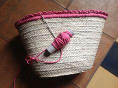 la foto 3 (33) Modern Crochet Patterns, Bag Patterns To Sew, Diy Tote Bag, Diy Purse, Summer Handbags, Macrame Bag, Handmade Purses, Boho Bags, Girls Bags