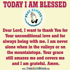 Your grace covers me