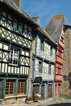 Tréguier, Bretagne, France / Marion Marty