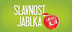 Slavnost Jablka 2014 | BPR Creative Corporate Identity, Calm, Logos, Creative, Artwork, Work Of Art, Auguste Rodin Artwork, Logo, Artworks