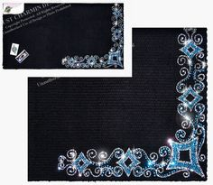 JCD-Just Charmin Designs- Custom Faux Wool Crystal Bling Horse Show Saddle Blanket Pad 4-Western Shirt Rodeo Showmanship Barrel Racing on Etsy, $274.95