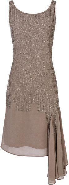 Twenties Beaded Dress