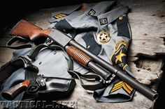 The Ithaca Model 37 Defense is a street-proven shotgun with classic appeal — ready for today's LE applications! Ithaca Shotgun, Ithaca 37, Tactical Life, Tactical Guns, Cool Guns, Awesome Guns, Combat Shotgun, Zombie Weapons, Home Defense
