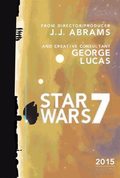 Star Wars, Episode VII.