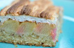Die Küchenschabe: Doch noch Rhabarberkuchen
