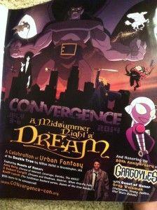 'Gargoyles' @ CONvergence, 'Disney Afternoon' at Comic-Con