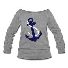 Anchor with Rope Sweatshirt
