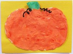 Puffy Pumpkins: Make